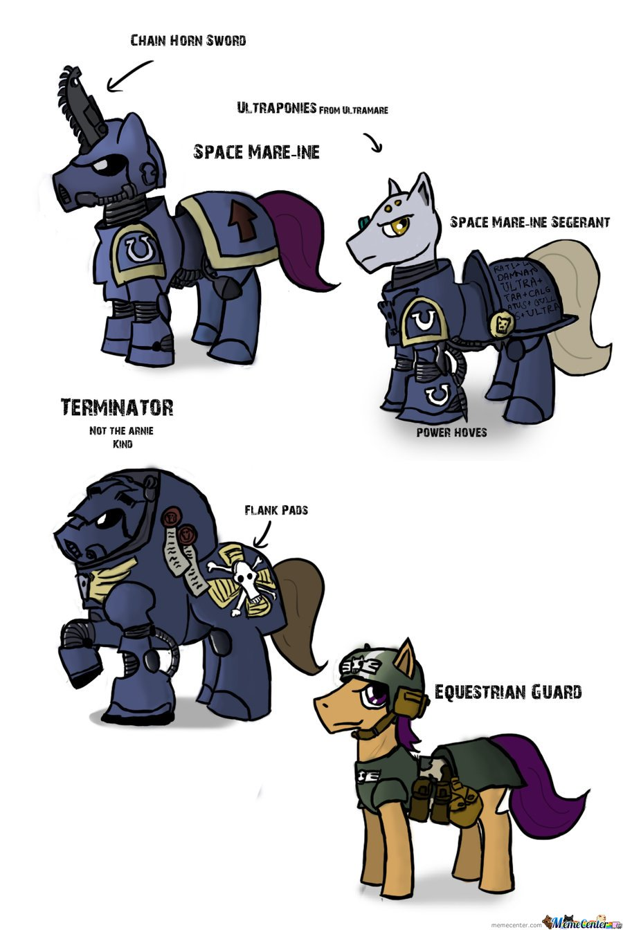 The Ultraponies