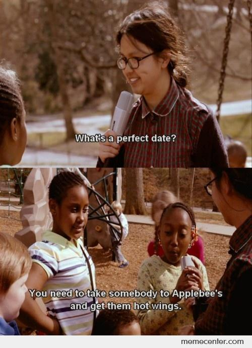 the perfect date by ben meme center