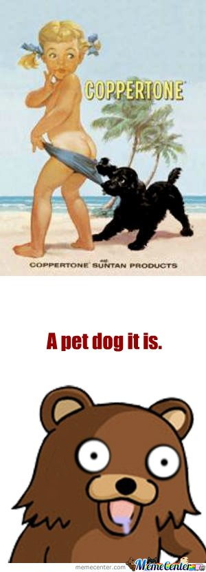 The truth behind Coppertone