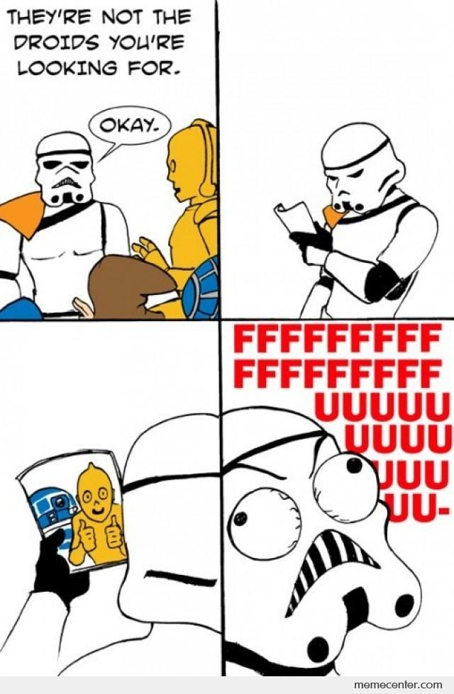 These arent the droids youre looking for_o_59080 these aren't the droids you're looking for by ben meme center