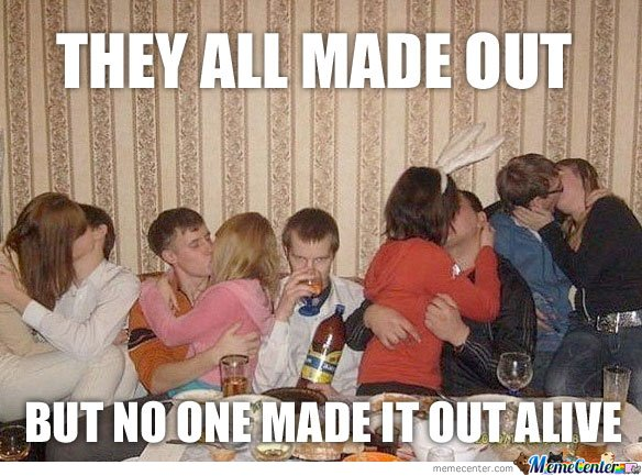They All Made Out