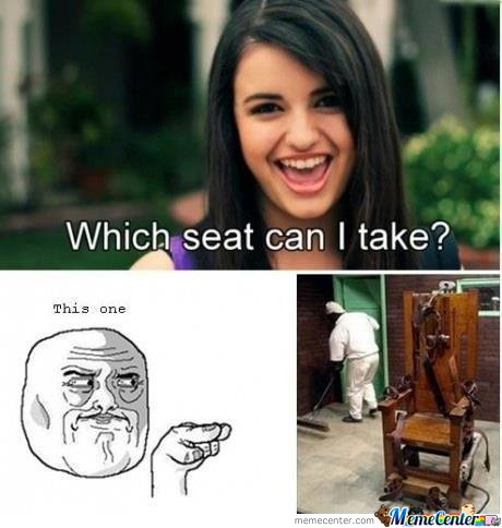 This seat