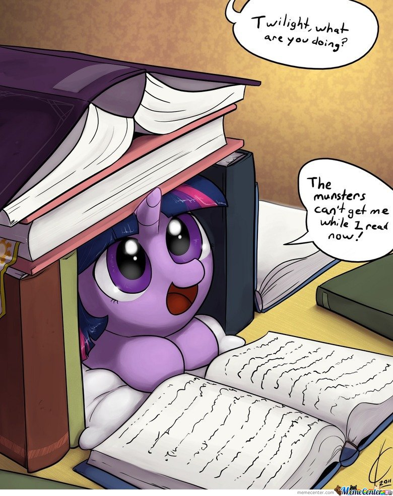 Twilight, what are you doing