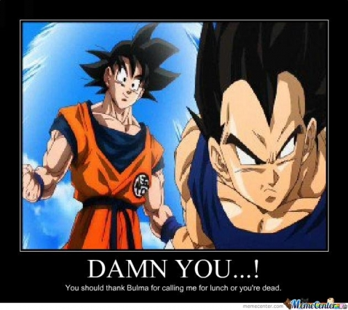 Vegeta and Goku meme 2_c_99556 meme center nix posts