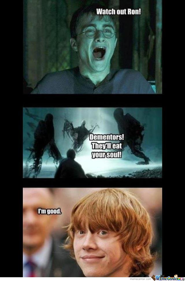 Watch out Ron!!!
