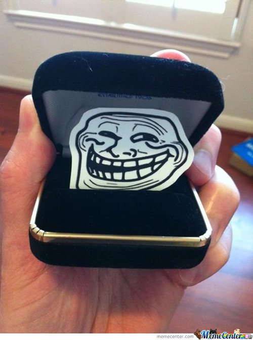 Wedding Troll
