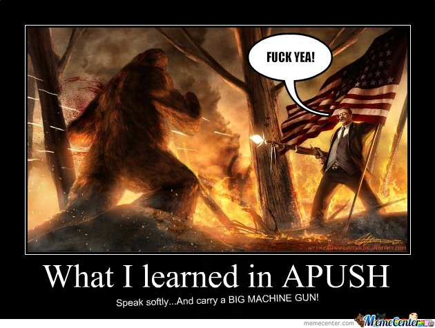 What I learned in APUSH AP US History_o_144132 what i learned in apush (ap us history) by recyclebin meme center