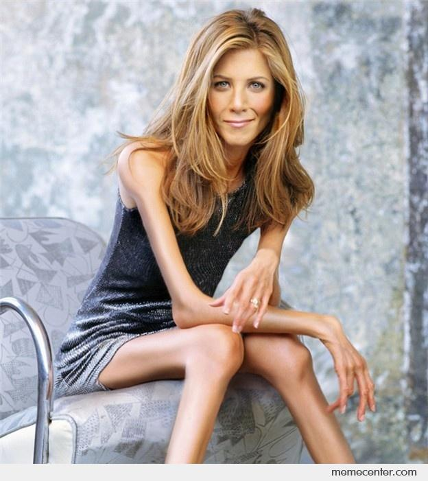 When Jennifer Aniston Becomes Very Thin By Ben - Meme Center-8155