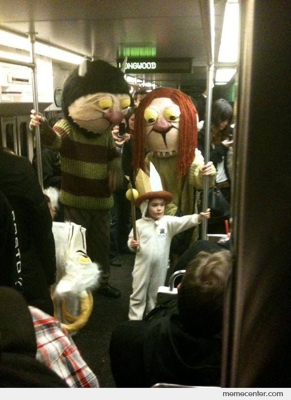 Where the Wild Things Are (Real)