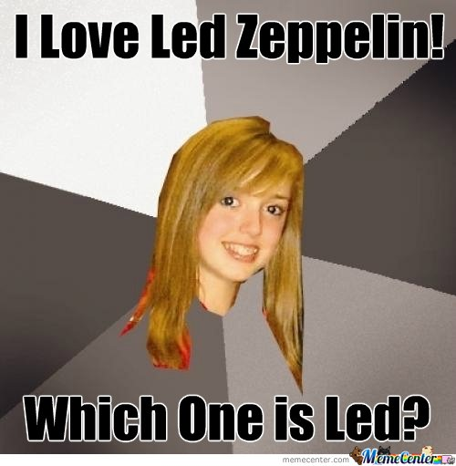 Which One is Led?