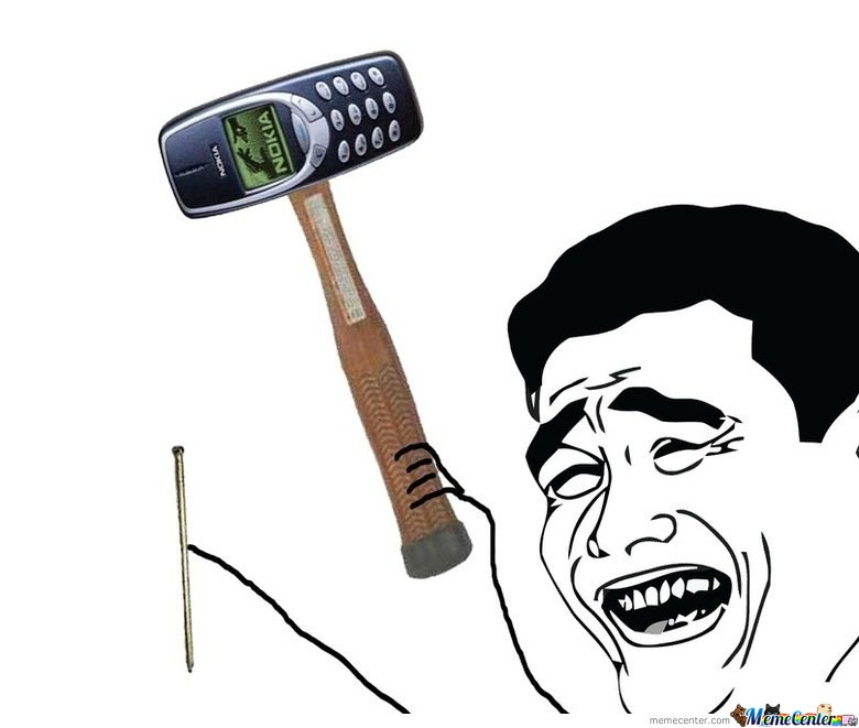 Why not 3310?