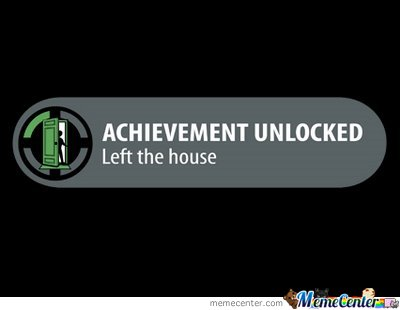 Yes!!, Achievement unlock!