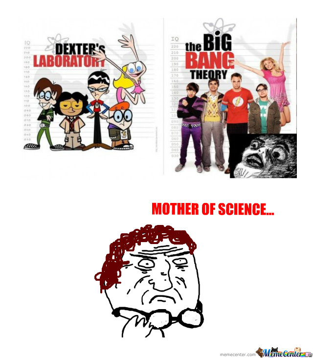 mother of science