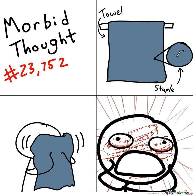 morbid thought