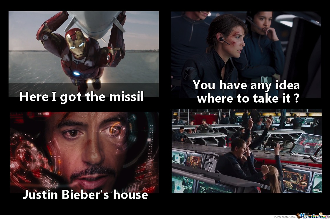 A Better End To The Avengers