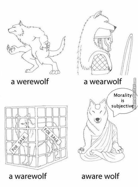 A Brief Guide Into Werewolf Types