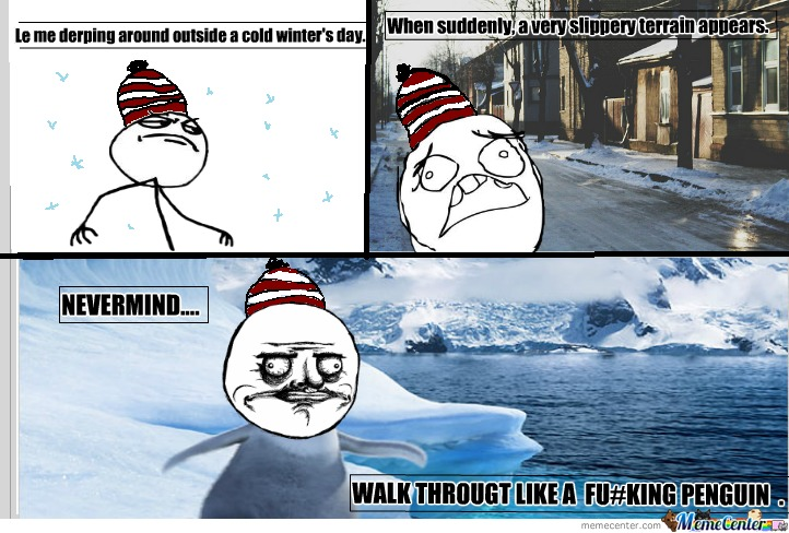 a cold winters day_o_181835 a cold winter's day by skullcombo meme center