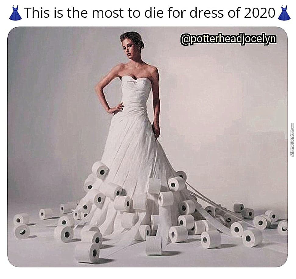 A Dress To Die For