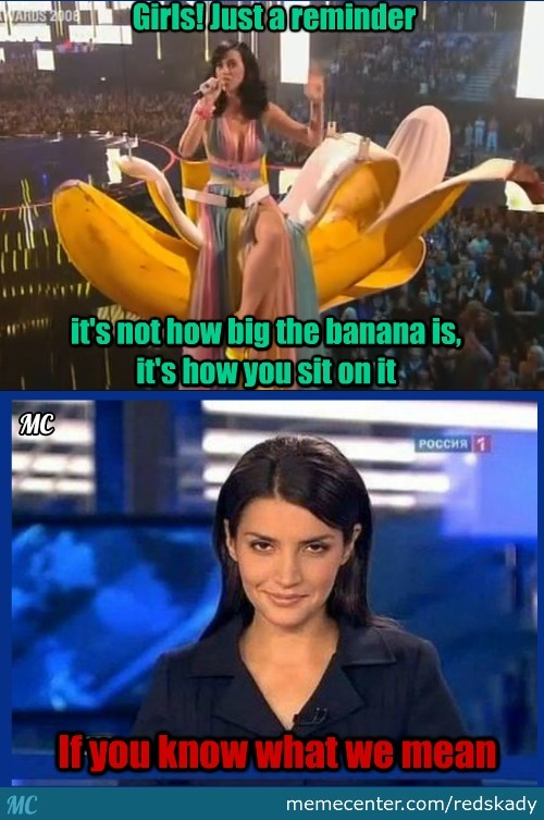 A Friendly Message From Katy Perry