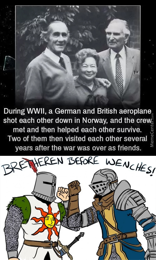 A Good Story From War Time