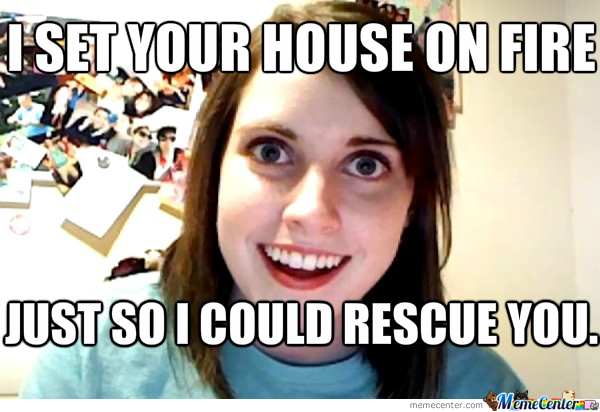 A Little Too Overly Attached Girlfriend
