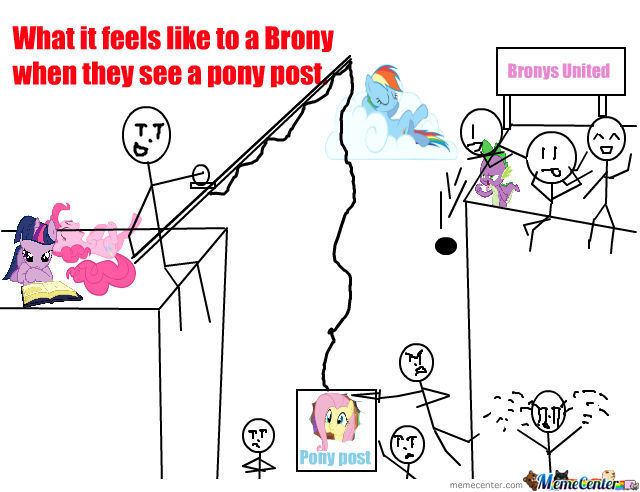 A Message To The Anti-Bronies.