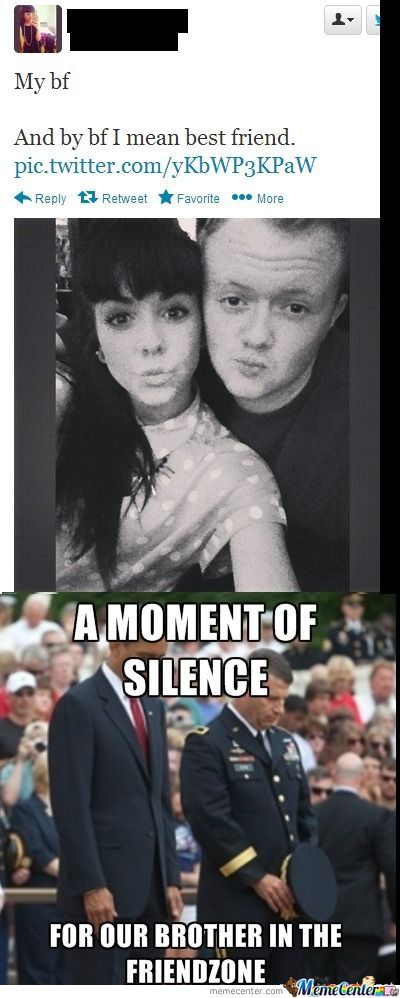 A Moment Of Silence.....