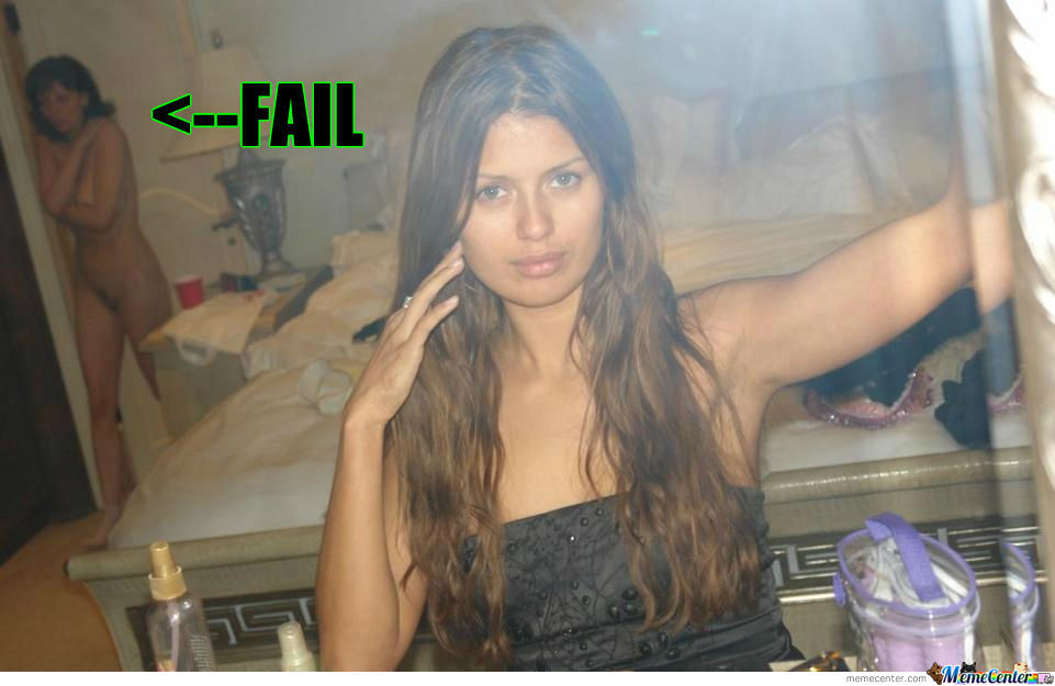 Naked Women Fails