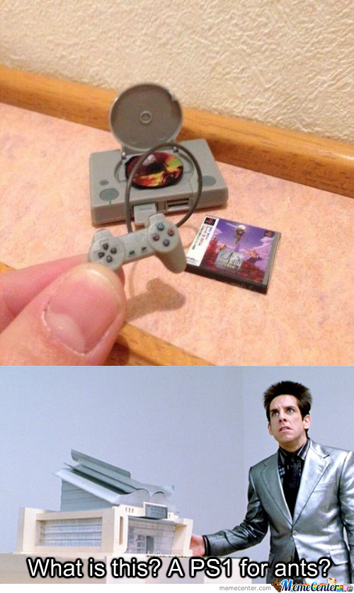 A Ps1 For Ants