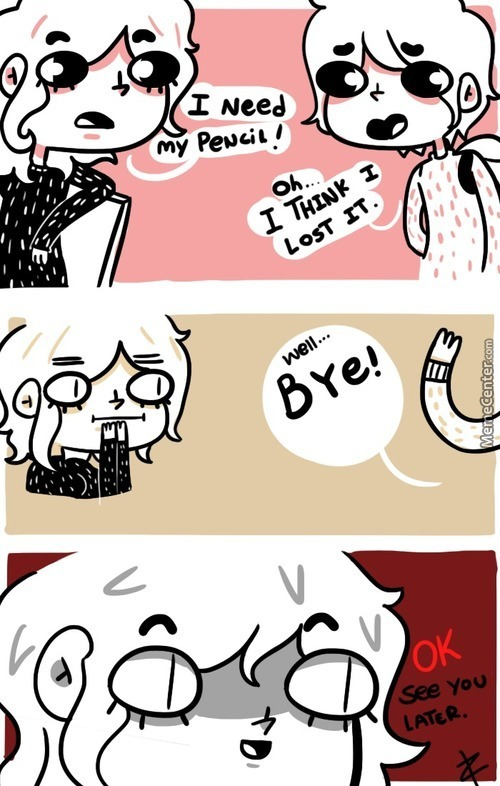 A Quick Comic Bc I'm Tired