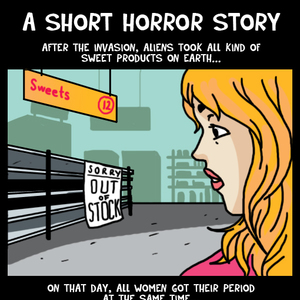 A Short Horror Story 2 by raze - Meme Center