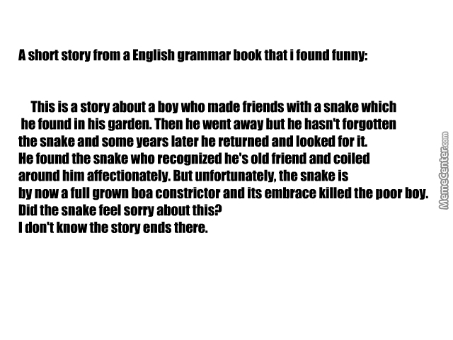 Funny Short Stories In English idea gallery