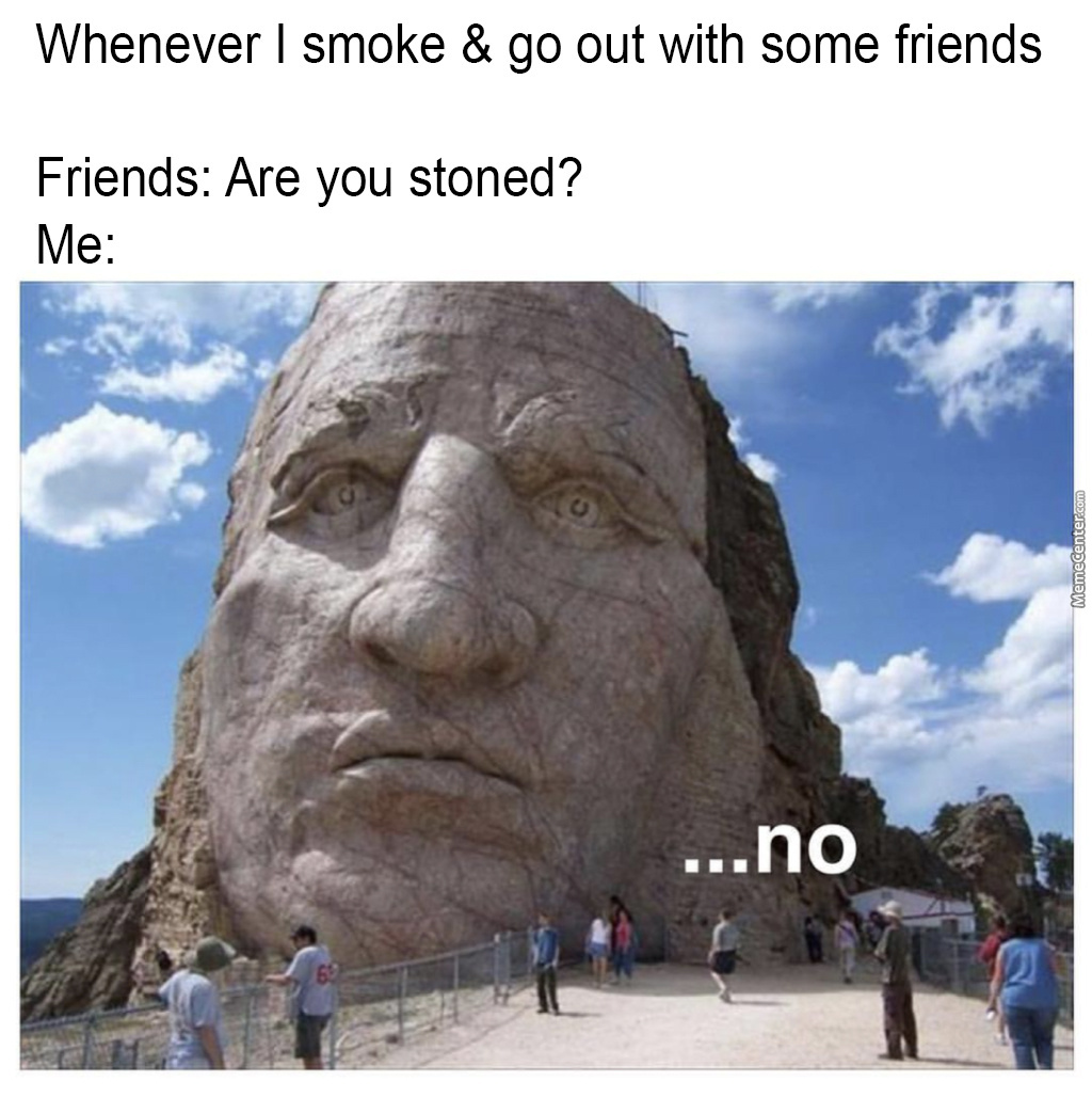 A Stoned Face