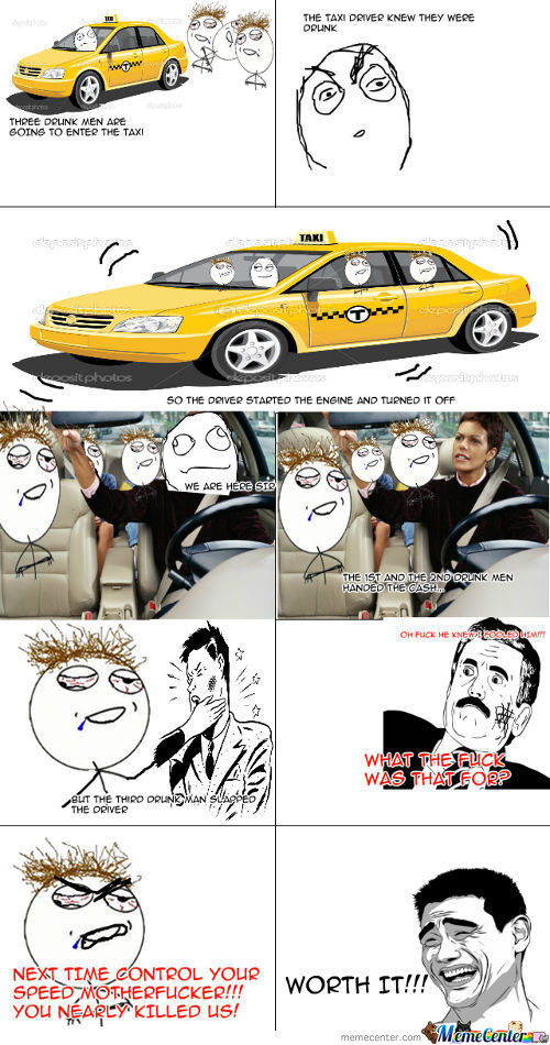 A Taxi Story