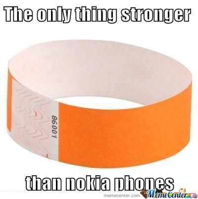 A Worthy Opponent For Nokia...