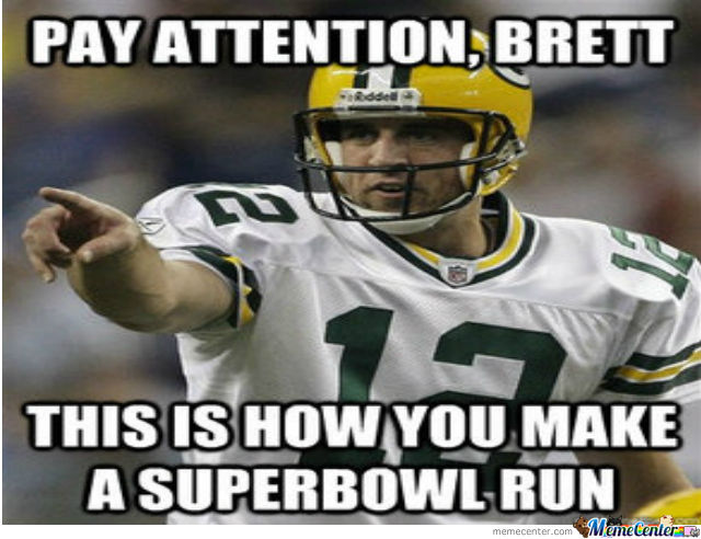 Aaron Rodgers Super Bowl Xlv