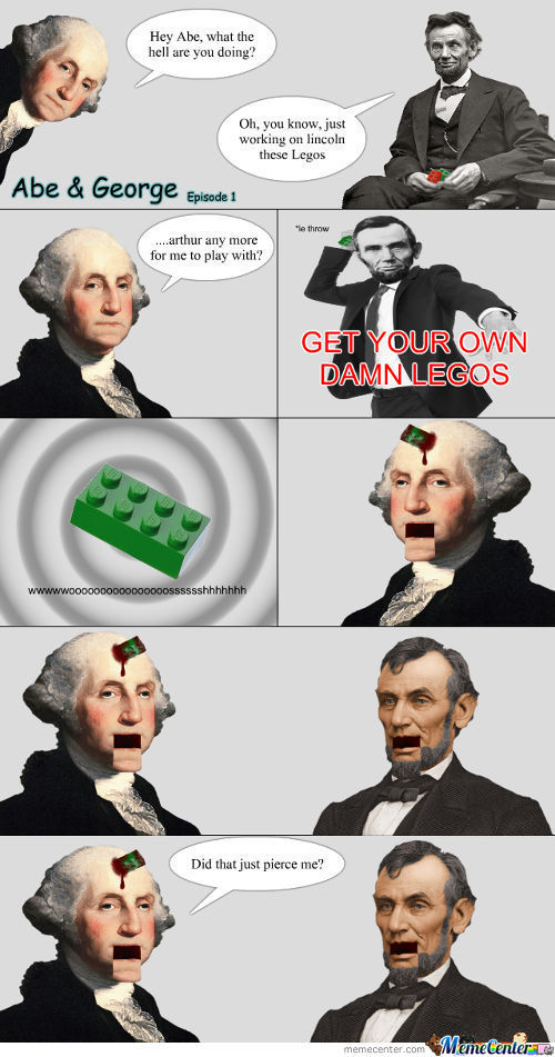 Abe & George Episode 1