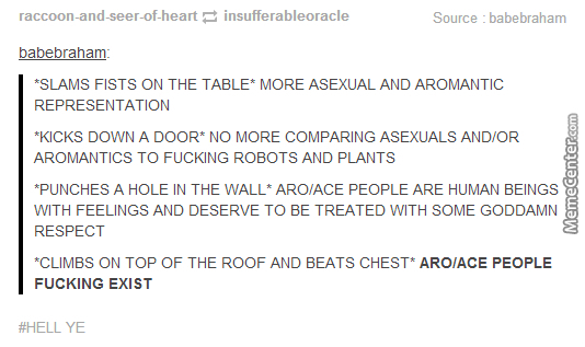 A-romantic asexual