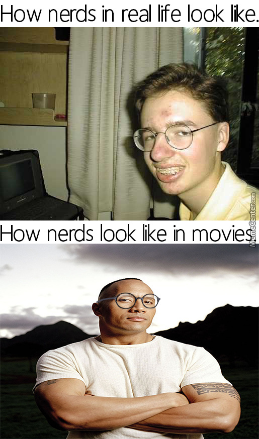 According To Movies, Wearing Glasses Makes You A Nerd