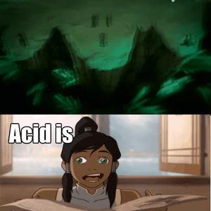 Acid Is One Hell Of A Drug by tobimerona - Meme Center