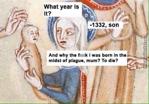 Actually, Here's 10 Reasons Why The Plague Age Was Better
