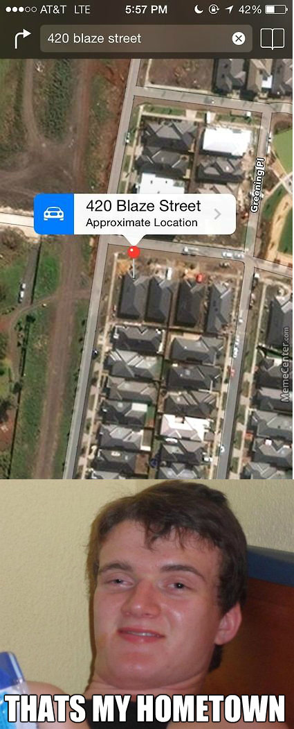 Actually Im Going To Live There Too...