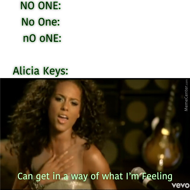 Admit It, You'Re Singing It