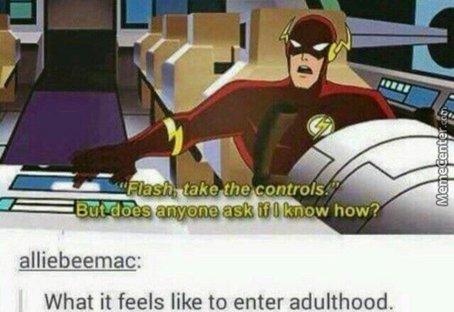 Adulthood Be Like
