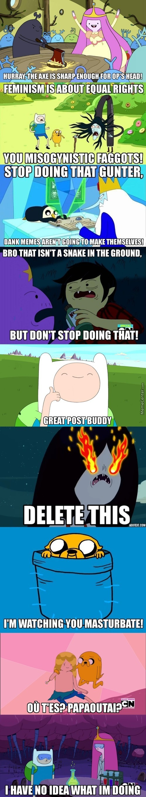 Adventure Time Captioned Images 6