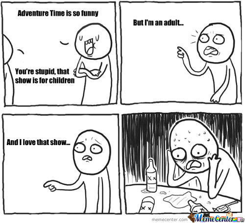 Adventure Time Realization