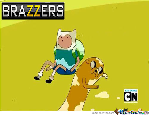 Adventure Time With Fin And Jake