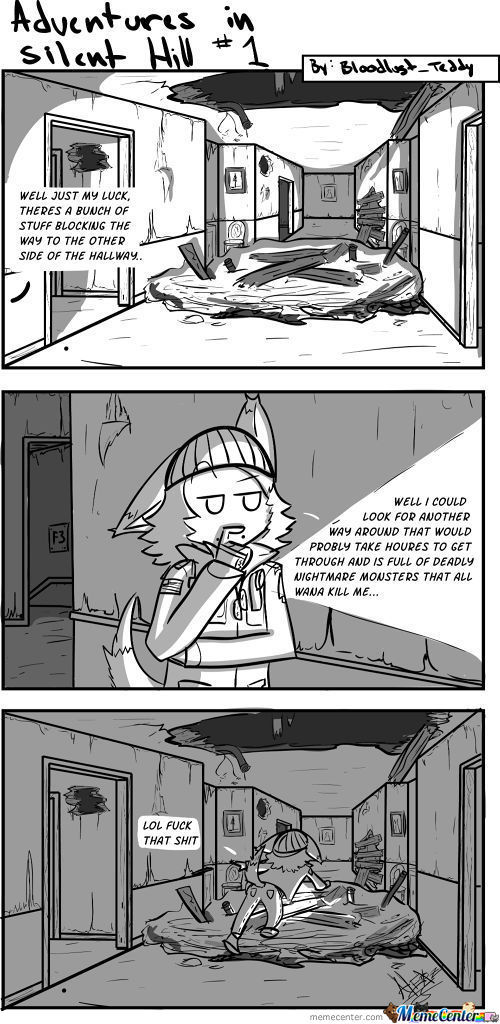 Adventures In Silent Hill #1