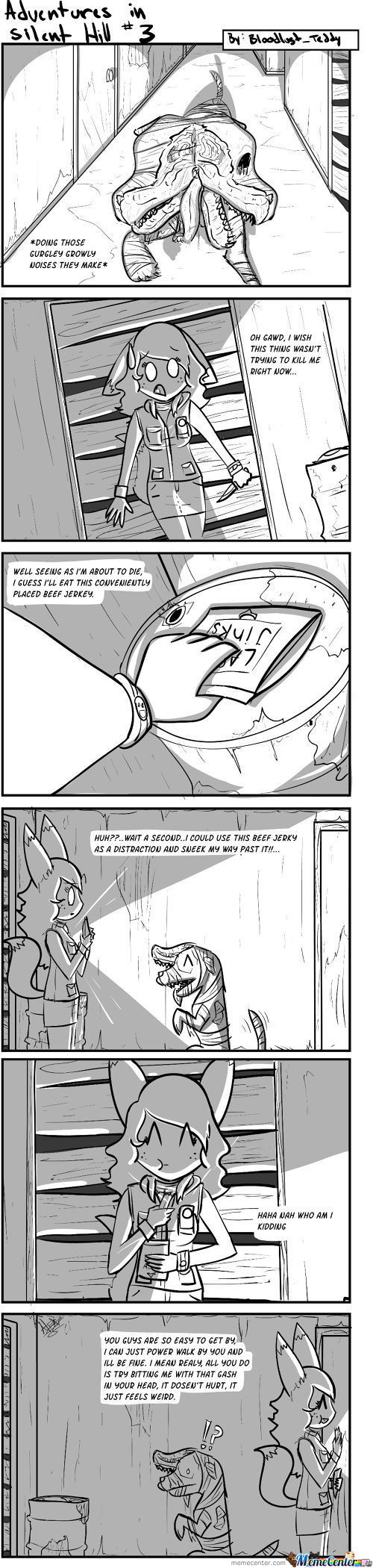 Adventures In Silent Hill #3