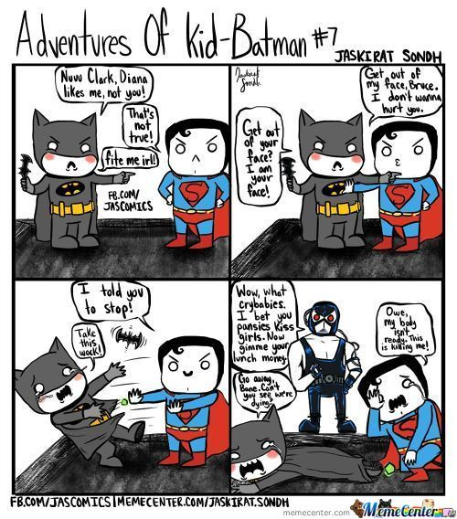 Adventures Of Kid-Batman #7